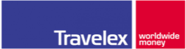 Logo of Travelex.